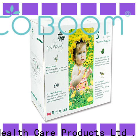 Eco Boom kawaii baby diapers wholesale distributors