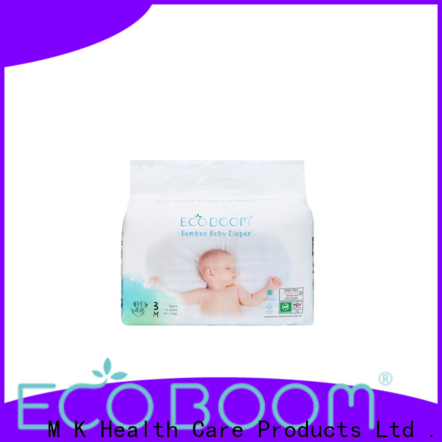 ECO BOOM Ecoboom price of small package of diapers distribution