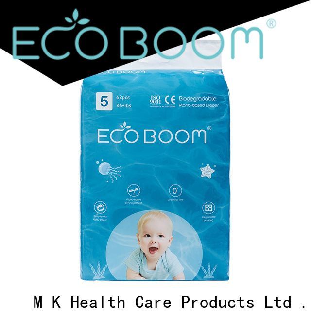 ECO BOOM best natural diapers suppliers
