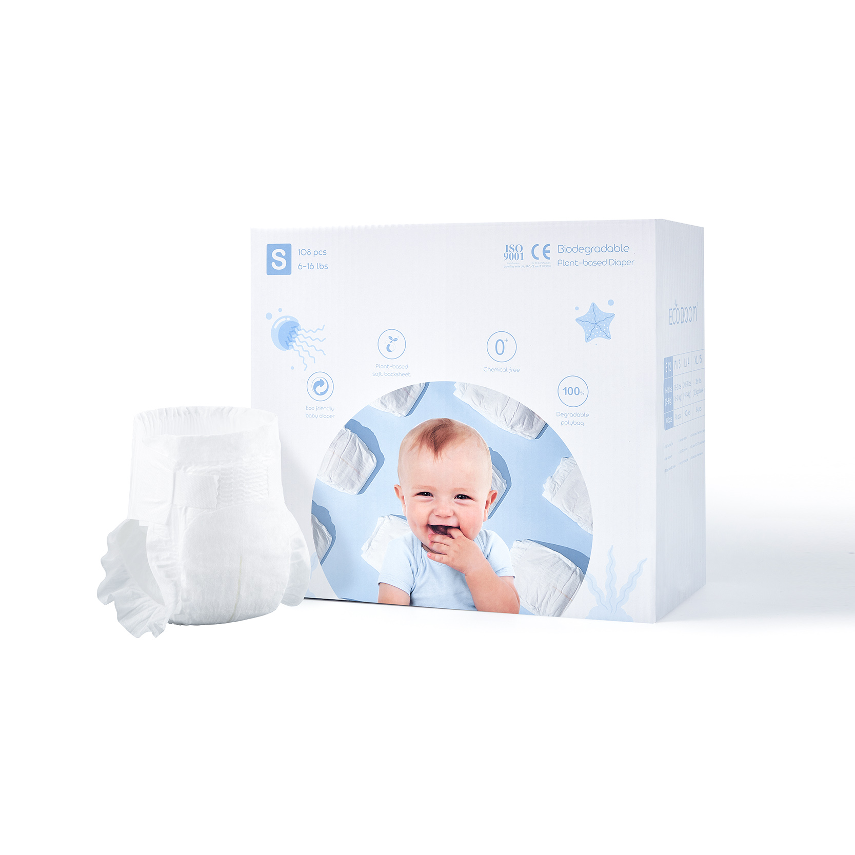 Ecoboom big diaper box manufacturers-2