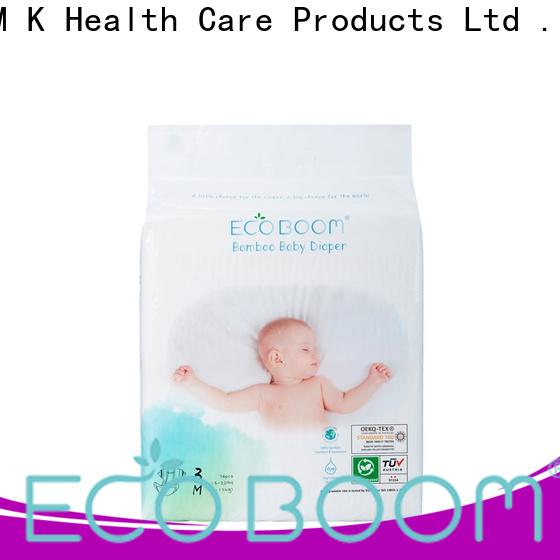 ECO BOOM plastic diaper pants distributor