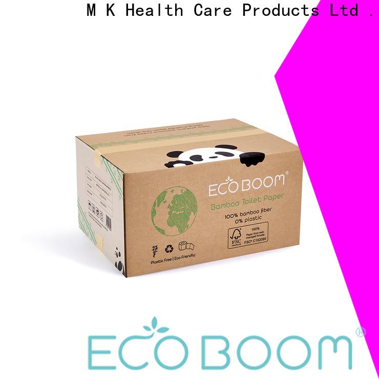 Custom bamboo toilet paper uk partnership