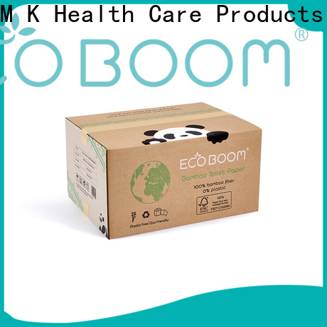ECO BOOM Join Eco Boom bamboo loo roll partnership