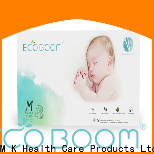 ECO BOOM pant type diapers factory