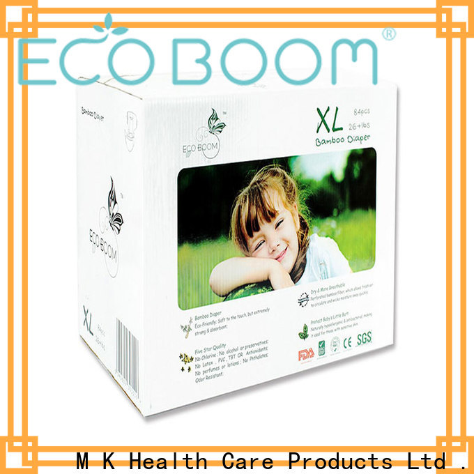 ECO BOOM diapers for sale cheap supply